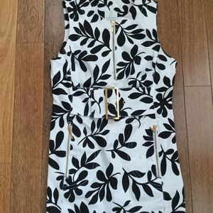 Donna Morgan Print Dress Size 10